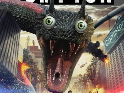 El tráiler de 'Snake Outta Compton' es lo más delirante que vais a ver este año