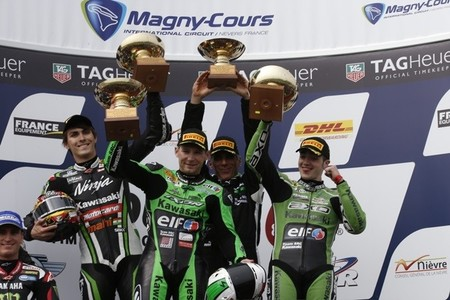 El SRC Kawasaki se lleva la victoria en el Bol d'Or 2013