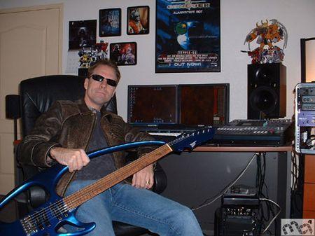 Entrevista a Frank Klepacki en Music 4 Games