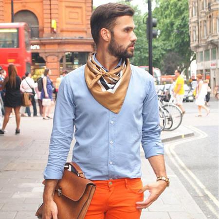 Cinco usuarios de Instagram referentes de estilo masculino: marcompany