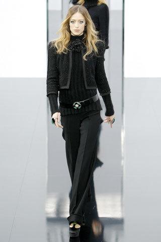 Chanel Otoño-Invierno 2009/10