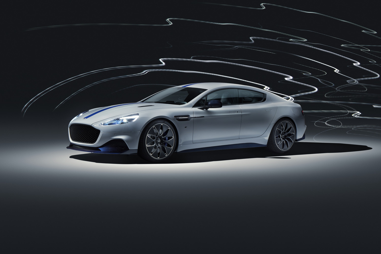 Foto de Aston Martin Rapide E (1/12)