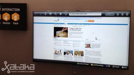 Samsung Smart Interaction, toma de contacto (con vídeo)
