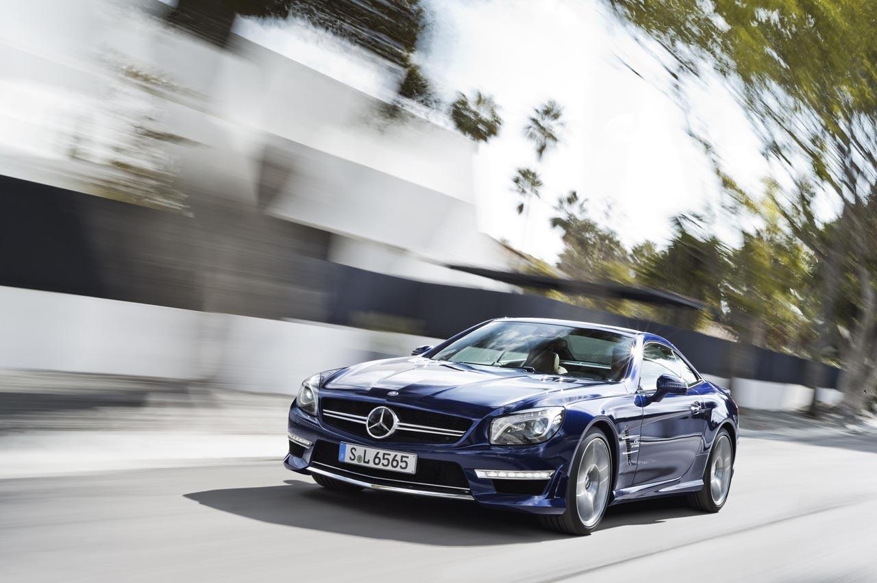 Foto de Mercedes-Benz SL 65 AMG (9/13)