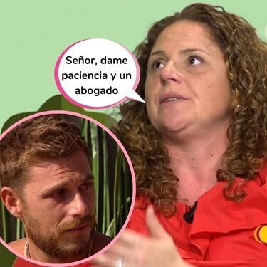 """El secreto de Tom Brusse que la madre de Sandra Pica desveló durante una publicidad de 'Sálvame': """"Ha amenazado a varias personas"""""""