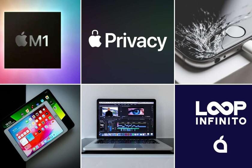 Entusiasmo por el M1, supuestos problemas de privacidad en macOS, asegurar (o no) el iPhone... La semana del podcast Loop Infinito