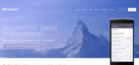 ProtonMail, el correo ultra privado creado por el CERN, ya está disponible en todo el mundo