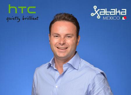 """""""HTC no se va de Latinoamérica, sino prepara un nuevo inicio"""", entrevista exclusiva con Ricardo Gaibor de HTC"""