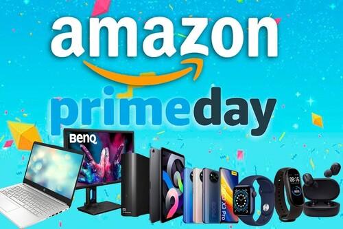 44 ofertas en tecnología son las que adelantarte al Prime Day 2021: ahorra en portátiles HP, Lenovo o Acer, smartphones Xiaomi, relojes y auriculares de Apple o tabletas Samsung y Huawei