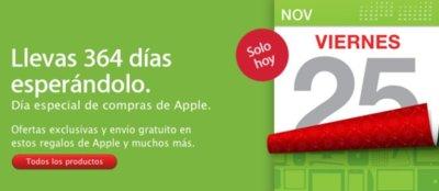 Apple cuelga durante 24 horas el cartel de rebajas