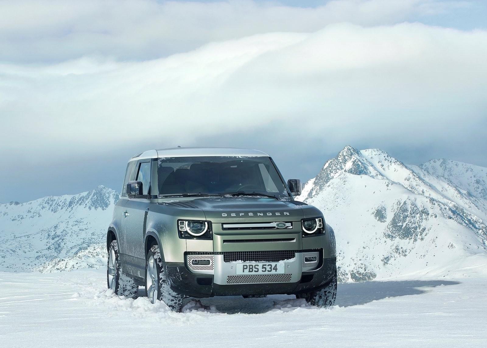 Foto de Land Rover Defender 2020 (19/60)