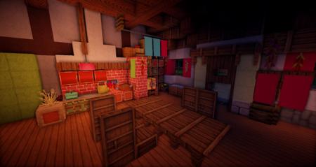 Minecraft El Viaje De Chihiro 07