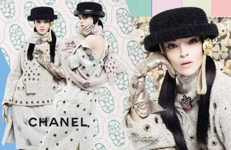 Chanel Fall Winter 2016 Campaign09