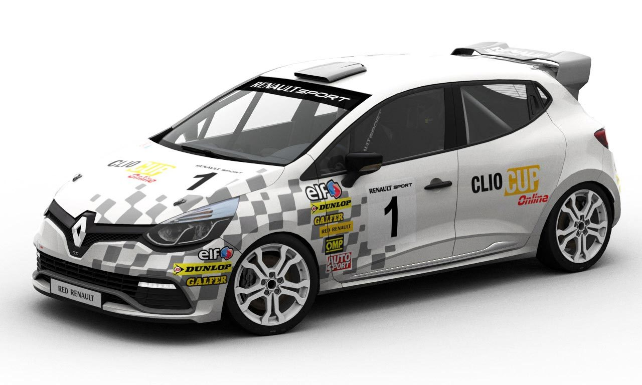 Foto de Renault Clio Cup On Line (1/24)