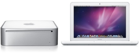 Benchmarks de los nuevos MacBook y Mac mini