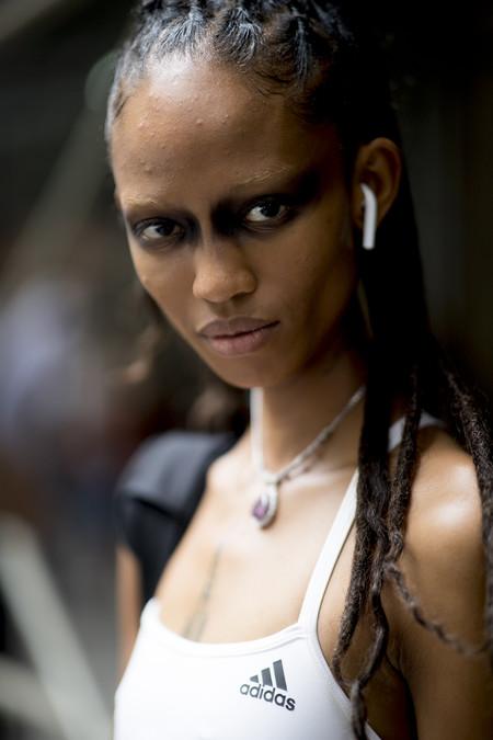 El street style también nos inspiran para nuestros peinados y maquillajes de Halloween con estas 21 ideas