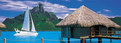 Rurutu, la paradisiaca isla de las ballenas