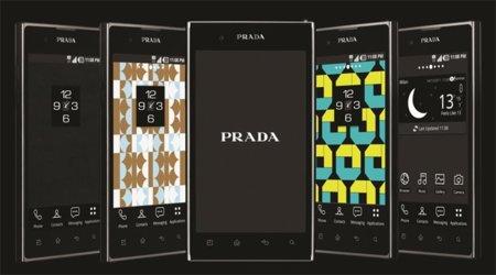 Precios del smartphone PRADA de LG con Vodafone en exclusiva