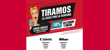 Visanta Descuentos Canon Nikon