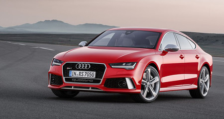 El Audi RS 7 Sportback se renueva