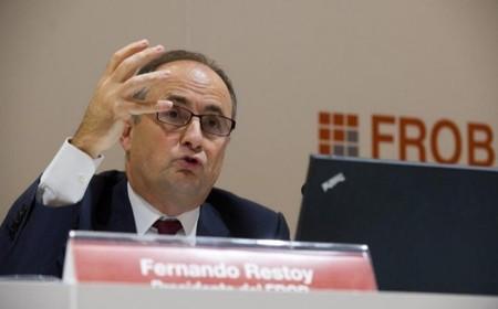 Objetivo FROB de la fusion Bankia y BMN