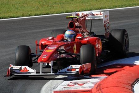 GP de Singapur de Fórmula 1: Ferrari presenta mejoras en el F10