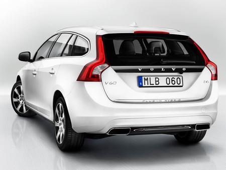 Volvo V60 D6 Plug-in Hybrid
