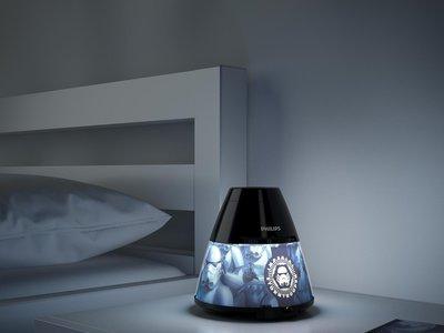 Proyector con luz nocturna Philips Star Wars por 15,83 euros