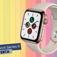 En el outlet de MediaMarkt en eBay, el Apple Watch Series 5 GPS+Celular es un auténtico chollazo: 449 euros con 170 de ahorro