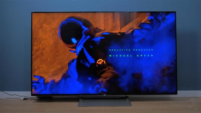 ¿Puede estar pensando en televisores con resolución 8K? Contar con un logo llamativo es el primer paso