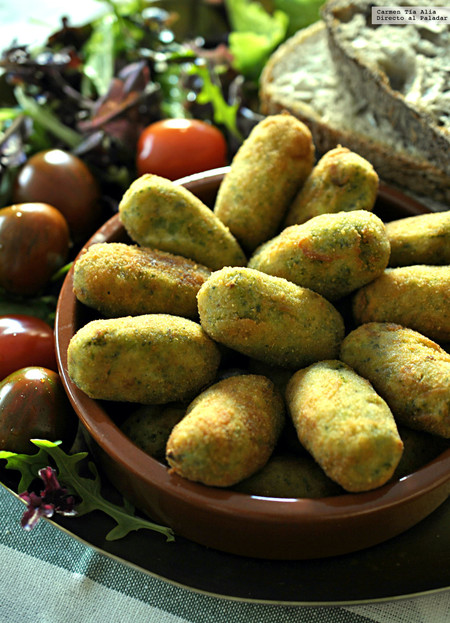 Tupper Cole Croquetas Brocoli