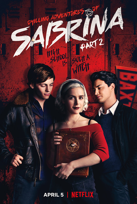 Las Escalofriantes Aventuras De Sabrina Parte 2 Trailer
