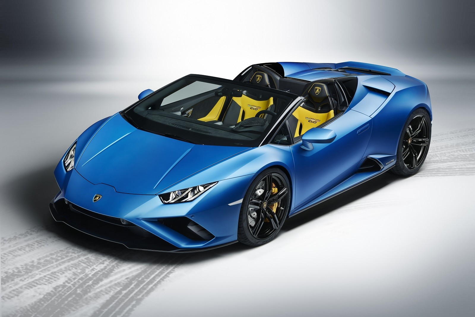 Foto de Lamborghini Huracan EVO Spyder RWD (1/14)