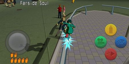 'Jet Set Radio HD' concreta su salida en Android, iOS y PS Vita