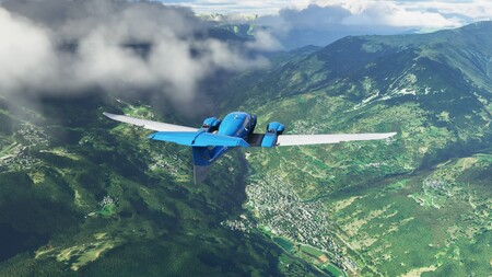 La próxima gran actualización de Microsoft Flight Simulator hará que el Reino Unido luzca de lo más espectacular