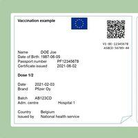 Así puedes descargar el certificado Covid desde la web del Ministerio de Sanidad en formato  Passbook para evitar apps de terceros