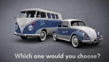 """En una llamativa campaña, Volkswagen está regalando su primer """"automóvil social"""""""