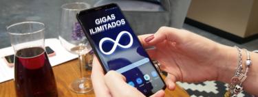 Gigas ilimitados pero con restricciones, así son las diferencias entre Vodafone y Yoigo