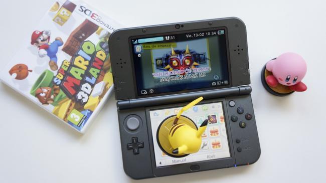 New Nintendo 3ds Xl Analisis Xataka