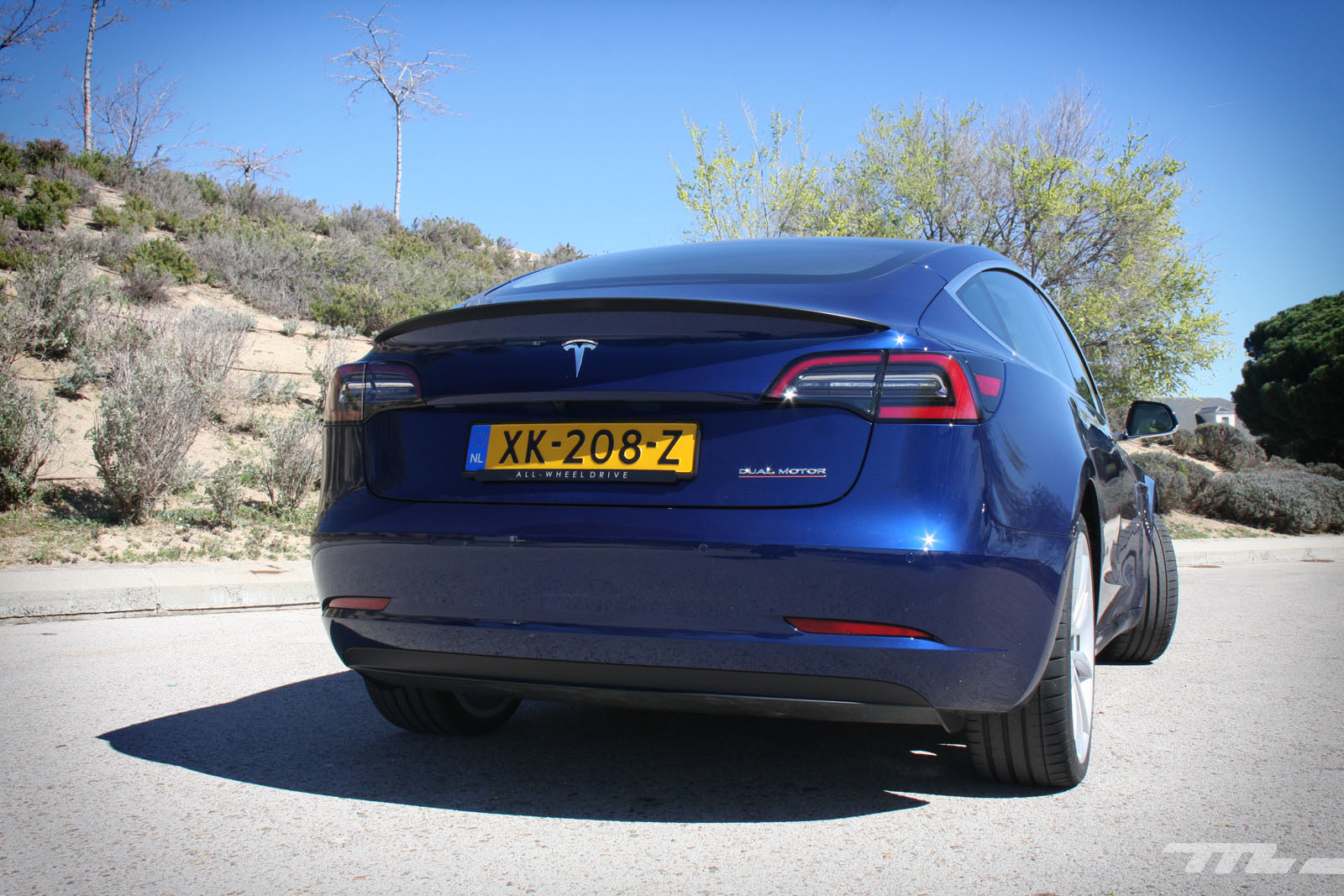 Foto de Tesla Model 3 Performance (prueba) (41/54)