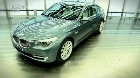 BMW Serie 5 Gran Turismo, primeras fotos de la versión de producción