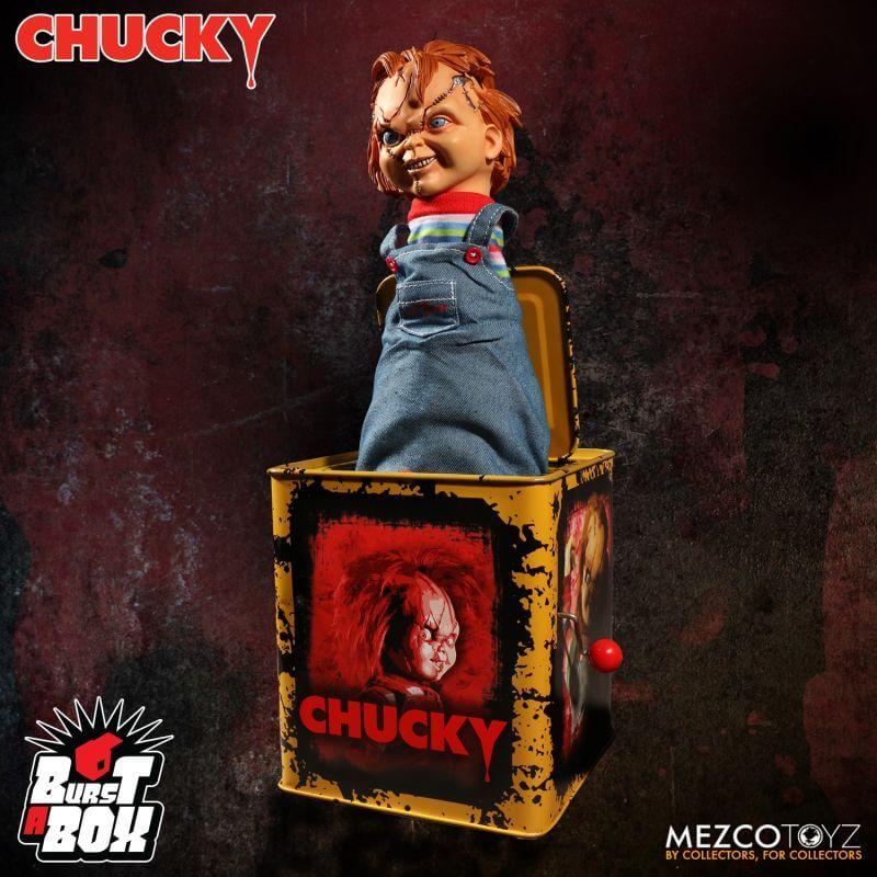 Caja de música de Chucky
