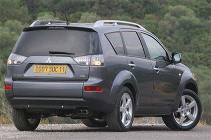 Mitsubishi Outlander, la versión europea