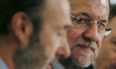 Rubalcaba y Rajoy debatirán en televisión el 7 de noviembre