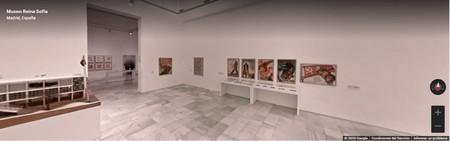Museos Virtuales Reina Sofia