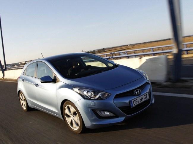 Hyundai i30 Portada