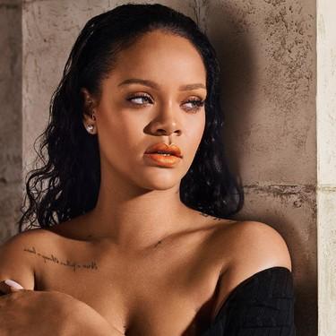 Rihanna, a dos días del lanzamiento de la nueva colección de Fenty Beauty, confirma que sacará nuevo disco en 2019
