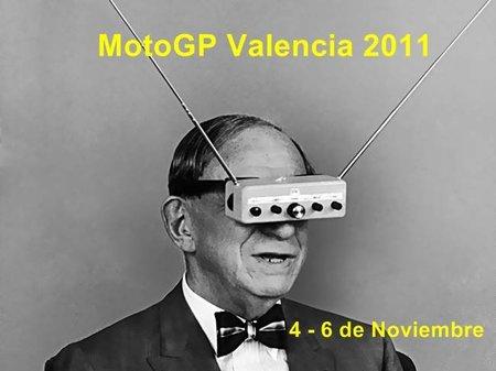 MotoGP Valencia 2011: Dónde verlo por televisión