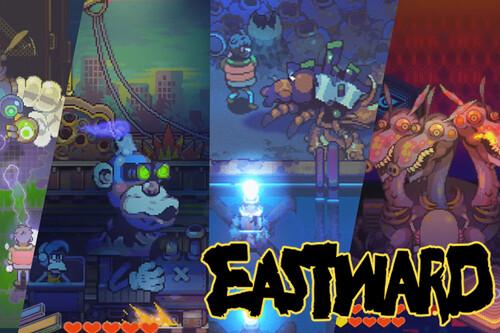 Todos los jefes de Eastward: conoce sus puntos débiles