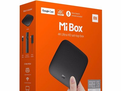 Xiaomi Mi Box ya disponible en Amazon: dota a tu viejo televisor de Android TV por 74,99 euros